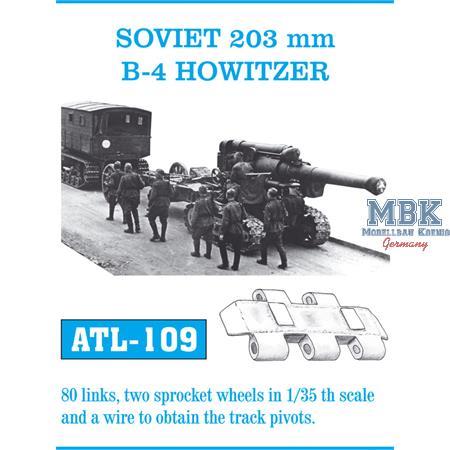 Soviet 203mm B-4 Howitzer