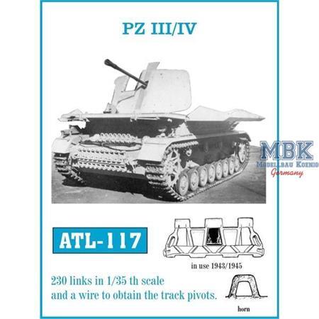 Panzer III / IV 1943-45
