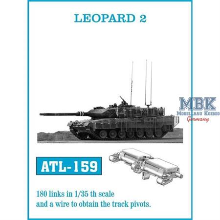 Leopard 2 track