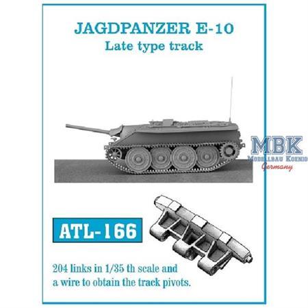 Jagdpanzer E-10 late type tracks