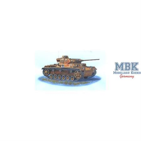 Panzer III Ausf.J L/60 (Nordafrika)