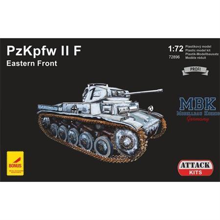 Pz. Kpfw. II Ausf. F eastern Front