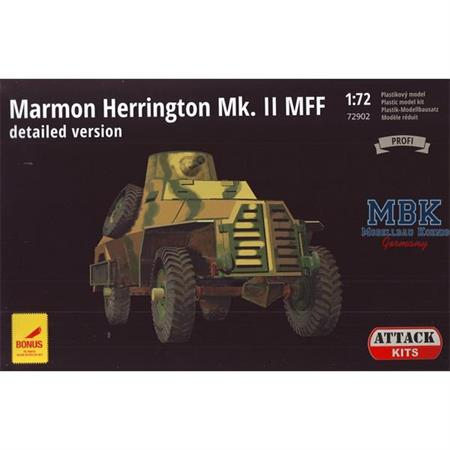 "Marmon Herrington Mk II ""captured Version"""