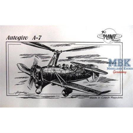 Autogiro A-7
