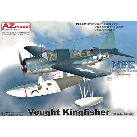 """Vought Kingfisher """"In U.S. Service"""""""