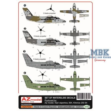 "LET L-410UVP Turbolet ""Military"""
