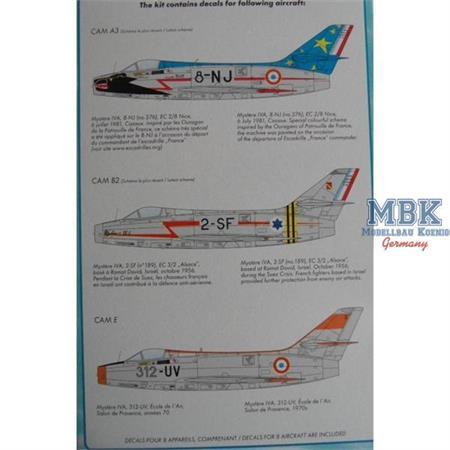 Dassault Mystere IVA  Armee de l'Air