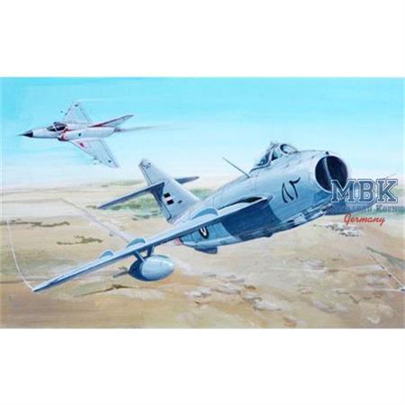 Mikoyan MiG-17F