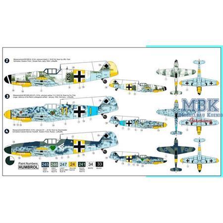 Messerschmitt Bf 109G-6 JG 54