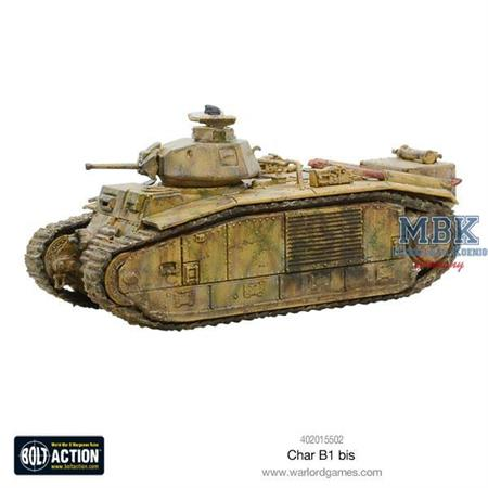 Bolt Action: CHAR B1 BIS