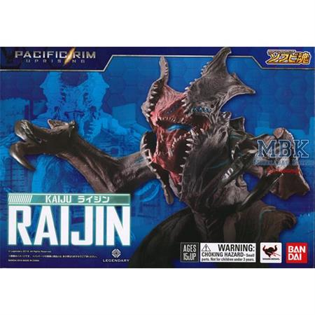 Raijin Pacific Rim Uprising