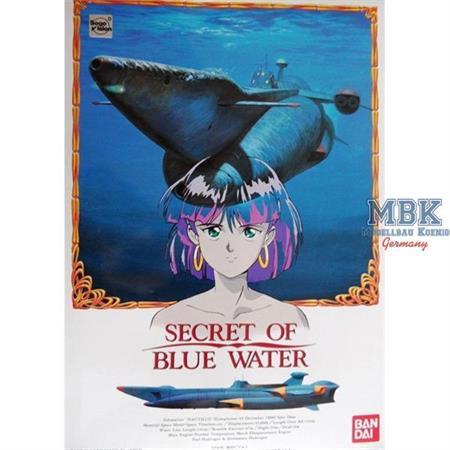 """Nautilus"" Submarine - Version 1888"