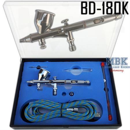 BD-180K Airbrush SET