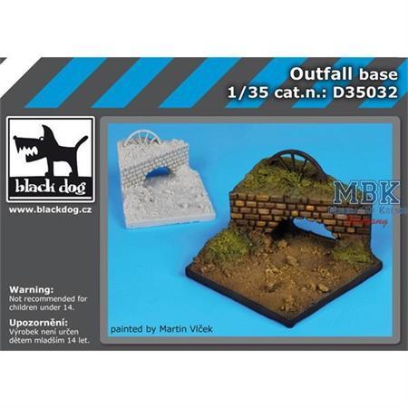 Outfall base