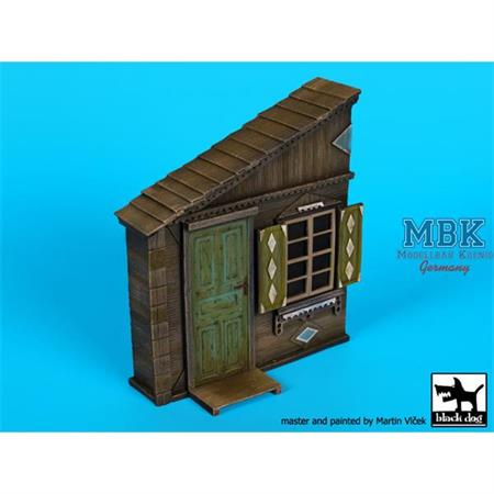 Russian Country House (100mm wide)