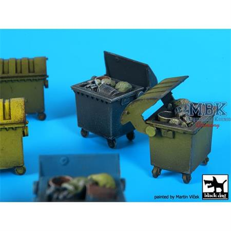 Waste  containers 2    1/72