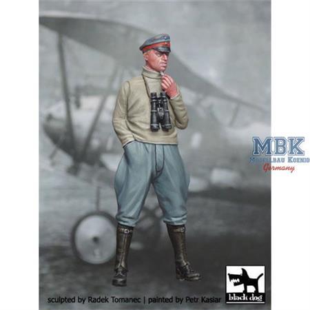 German Fighter Pilot No. 2      1914-1918
