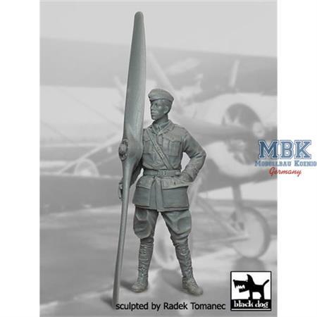 RFC Fighter Pilot  No 1       1914-1918
