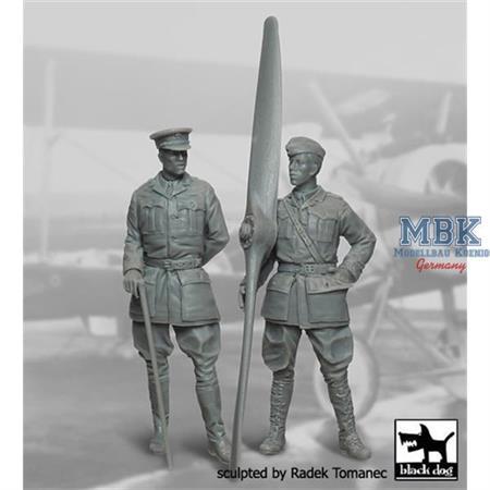 RFC Fighter Pilots Set       1914-1918
