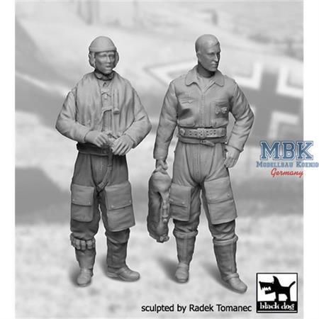 German Luftwaffe Pilots 1940-1945 set