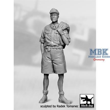 German Luftwaffe Pilot Africa  N°2
