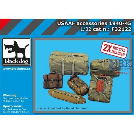 1/32 USAAF accessories set