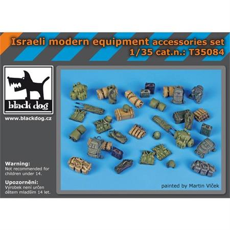 Israeli modern equipment accessories set