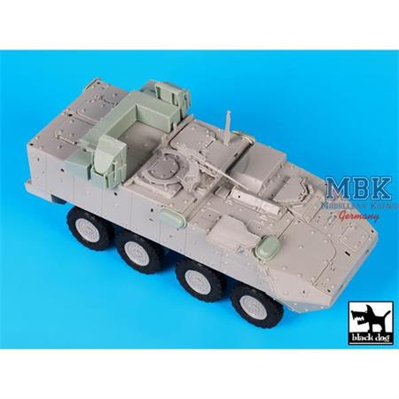 Trophy system for IDF Stryker for Trumpeter