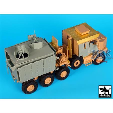 M1070 Gun Truck converison Set