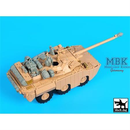 AMX 10 RCR SEPAR accessories set
