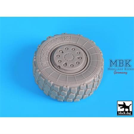Fennek wheels accessoires Set