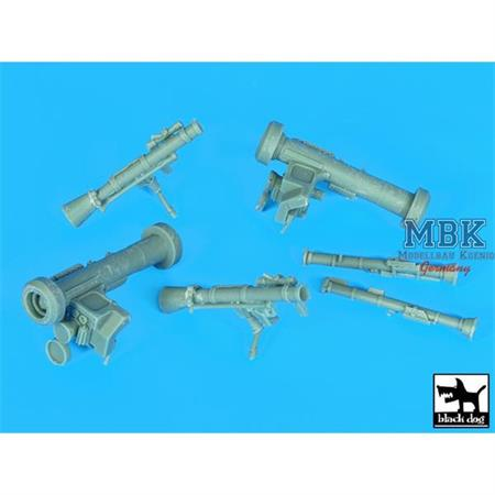 Javelin - Carl, Gustav M 136 AT accessories set