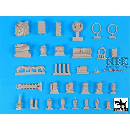 LAV C 2  accessories  set 1/35