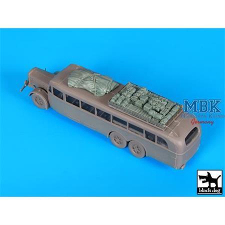 Voman Omnibus 7 or 660 accessories set