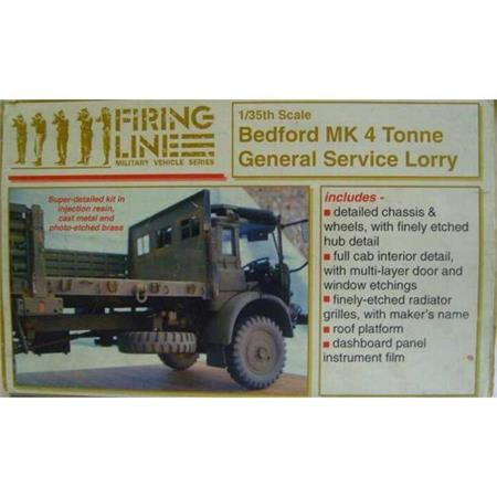 Bedford MK 4 Tonne General Service Lorry