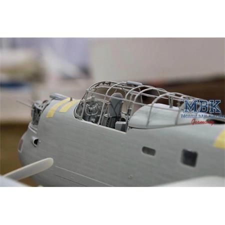Avro Lancaster B Mk.I/III with full Interior