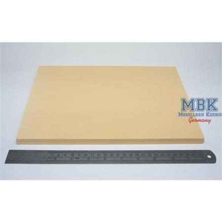Balsa-Foam Hartschaum 305x228x25mm  5 PCF #18