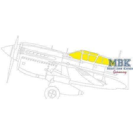 BIG ED: P-40M part I 1/32