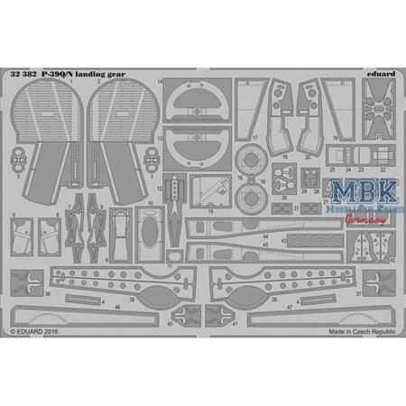 P-39Q/N Part I. - BIG ED 1/32