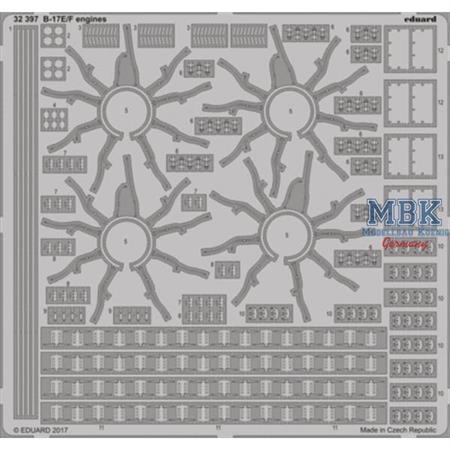 Big Ed B-17E/F PART 1  1/32