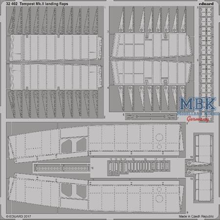 Big Ed Tempest Mk. II  1/32  for Special Hobby