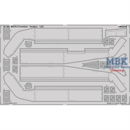 BIG ED MSTA-S howitzer 1/35