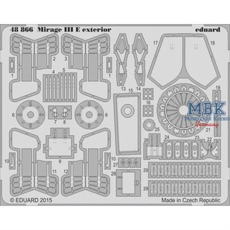 Mirage III E   BIG ED