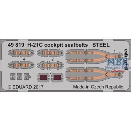 Big Ed H-21C  1/48