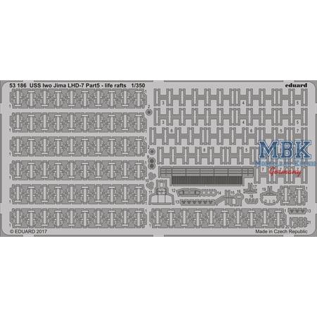 BigEd USS Iwo Jima LHD-7 pt.1 1/350