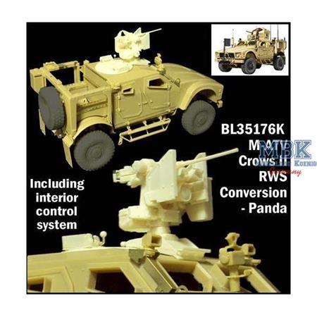 M-ATV CROW II Waffenstation
