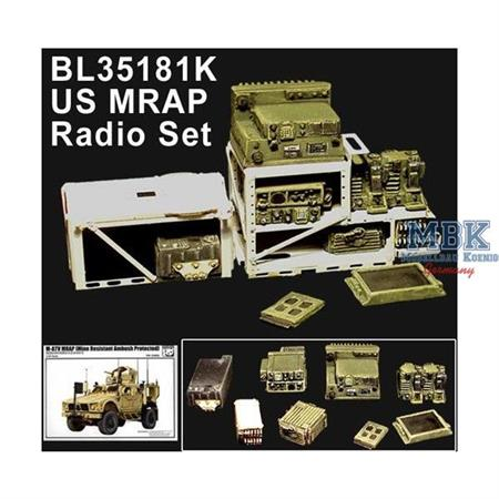 US MRAP/M-ATV Radio Set