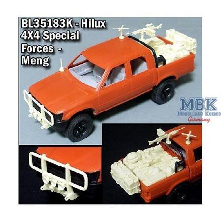 HILUX 4X4 Special Forces Conversion Kit