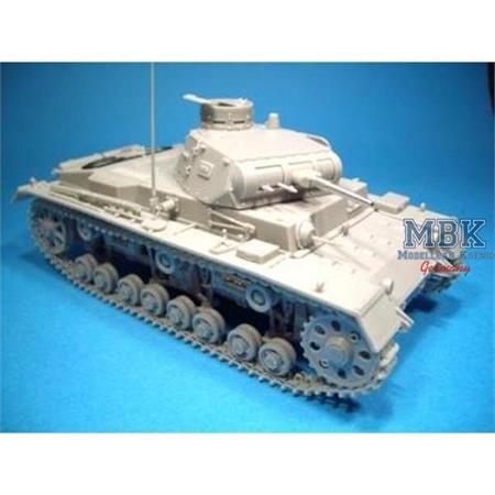 Panzer III Ausf B
