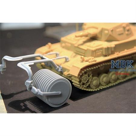 Panzer IV Minenroller